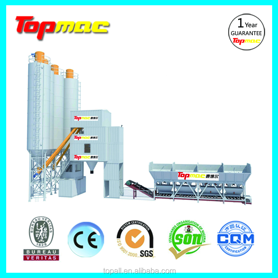 2016 Year Hot Sell Container Type Series Concrete Mixing Plant