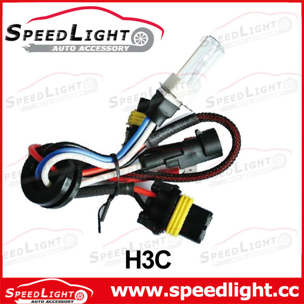 Factory supply AC DC 12V 35W 55W H3 Short HID Bulb