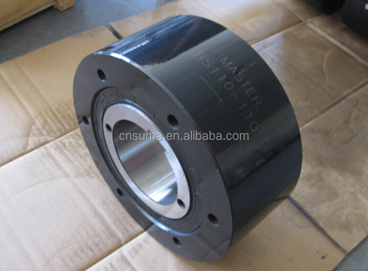 BS160HS One way Clutch bearing for reverse rotation prevention on conveyors