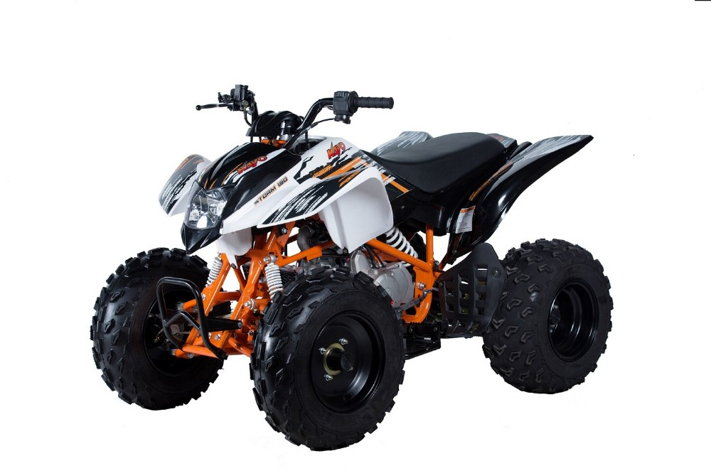 Sports ATV quad bikes for sale (STROM 150) Semi-Auto for Teenager