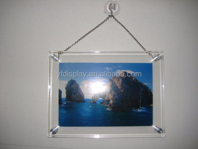 New style Acrylic Display Stand Customized Acrylic Photo Frame Sign