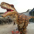 Dino0101 Robotic Realistic Walking With Real Dinosaur Costume For Hot Sale