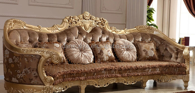 Royal Living Room Furniture. 5 Star Hotel Lobby Sofa Furniture King Size Luxury Royal Living Room  Set Buy For Antique