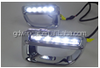 Newest Led Auto Accessory Durable lighting for BMWw MINI COOPER S Led Daytime Running Light(2012-ON)