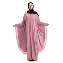 2019 roze hot dubai kain hijab jersey borduren model arabische marocaine <span class=keywords><strong>moslim</strong></span> abaya fashion turkse <span class=keywords><strong>jilbab</strong></span>
