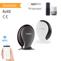 Geeklink third-party devices cheapest alarm monitoring whole house automation systems home internet repeater smart home control