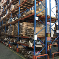 China supplier warehouse storage heavy duty pallet racking for industry storage