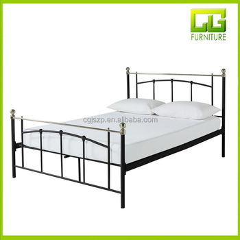Wholesale Unique Double Bed Designs Metal Bed Frame Buy Queen Bed