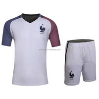 Thailand best quality original low price soccer jersey