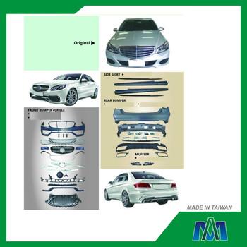 Performance Auto Body >> Performance Auto Body Kits For Mercedes Benz E Class W212 E63 Amg Style Front Bumper Rear Bumper Side Skirt Muffler Buy For Mercedes Benz Body