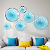 Opknoping papier fan