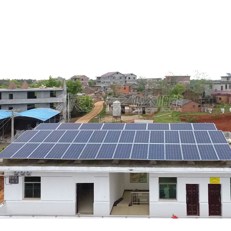 China Solar Energy System Price 3000W 5000W For Home Use