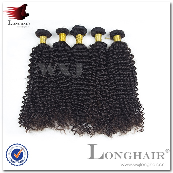 Cheap Brazilian Remy Hair With Plastic Packaging