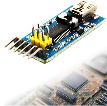 1pc Basic Breakout Board For Ftdi Ft232rl Usb To Ttl Serial Ic Adapter  Converter Module 3 3v 5v Ft232 Switch - Buy Usb To Ttl Serial,Ic Adapter