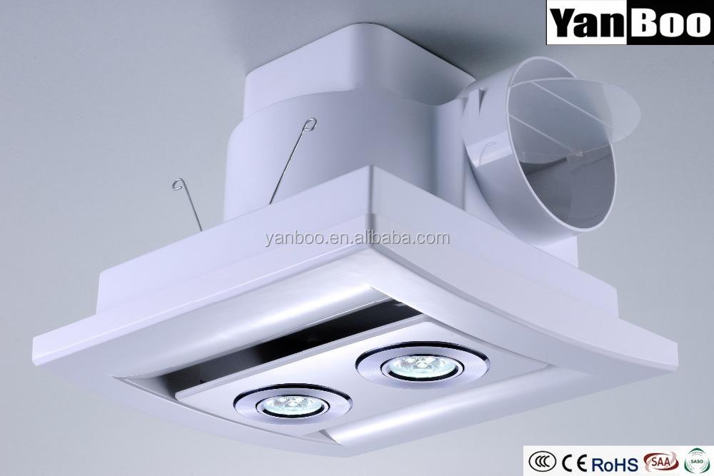 10 Inch Ceiling Mounted Bathroom Kitchen Exhaust Fan Ventilator ...