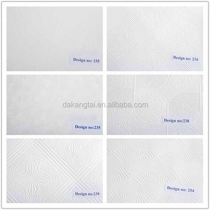 Types Of Gypsum Board : Gypsum board false ceiling different types of