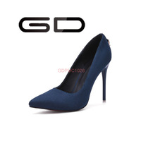 China Chengdu manufacturers lady high heels fashion women shoes for wholesale