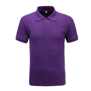 LCC Men 100% Cotton Summer Short Sleeve polo shirt made in bangladesh