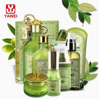 Olive oil skin care series