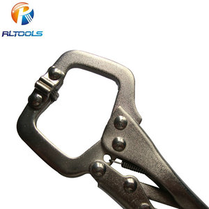 10-Year producing experience high-ranking economic price high quality C-type locking pliers