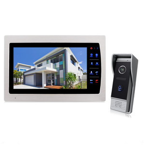 New Arrival IP Wireless Video Door Phone Night VIsion Intercom System with Remote Control Via App