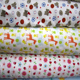 Custom flannel fabric printing 100% cotton for bed sheets and nappies