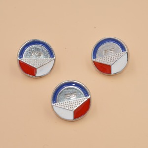 Wholesale new arrival high quality metal jeans buttons for clothing