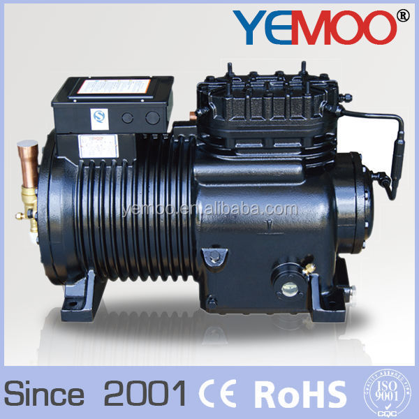 15 pk yemoo r134a r22 r404a semi- hermetische zuiger koeling copeland scroll compressor