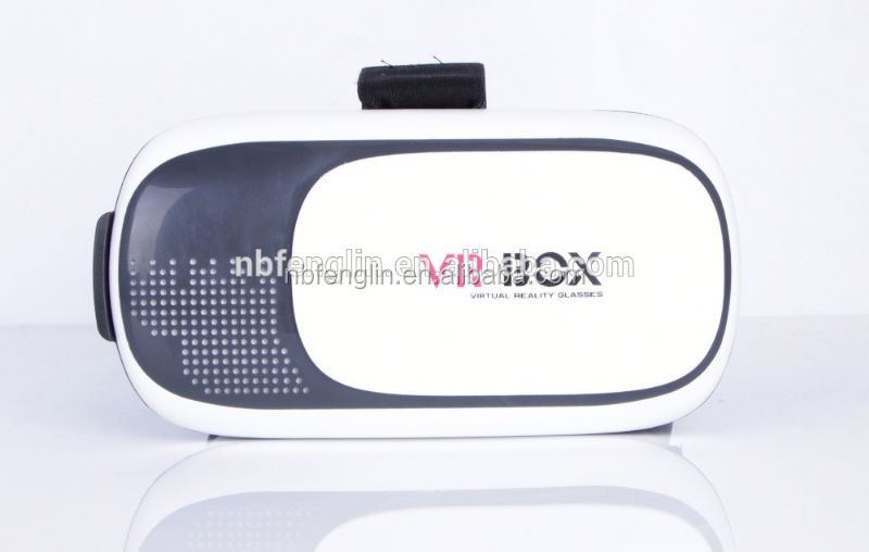 Hot selling cool style adjustable funny CE certification newest xnxx google 3d video glasses