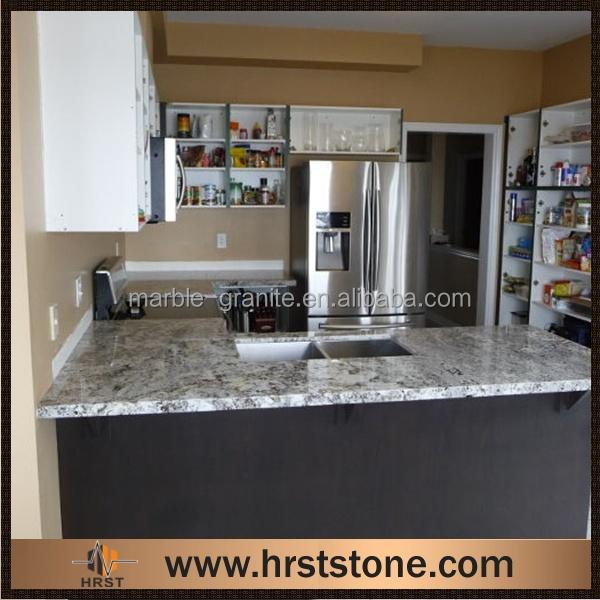 Nice African Rainbow Granite Kitchen Countertops