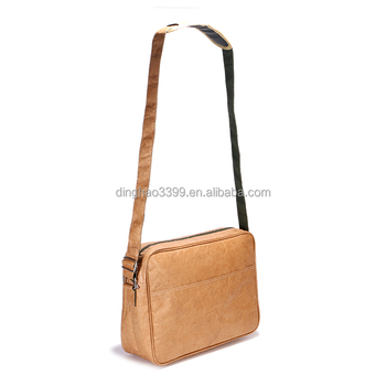 80830a3eea50 China Factory Custom Made Tyvek Messenger Bag