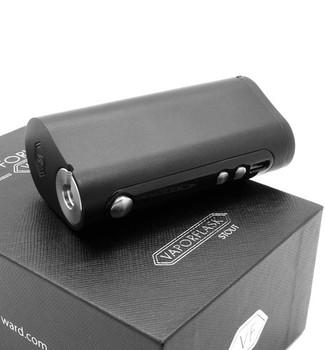 Wismec Vaporflask Stout Tc-ni/tc-ti/tc-ss/vw/bypass Mode 100w Mod Kit By  Wismec - Buy Wismec Vaporflask Stout,Vaporflask Stout 100w Mod,Vaporflask
