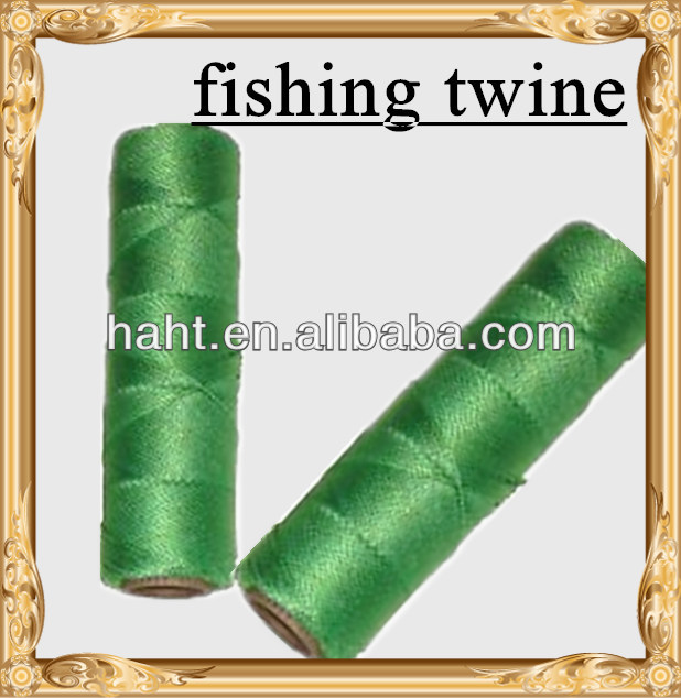 36ply high toughness muti color nylon twine fishing