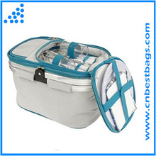 Collapsible Insulated Picnic Basket set