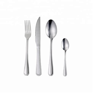Wholesale 72pcs Cutlery Set Stainless Steel Flatware