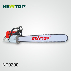 Professional 92cc big power gasoline chain saw 660