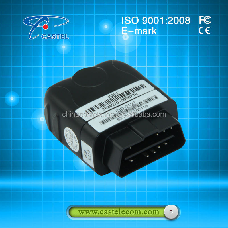 Better than TK107 gps tracker obd with tracking system