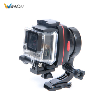 SportX1 Wewow 360 degree Limitless Handheld Gimbal Stabilizer For mobilephone & sportcam