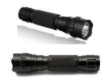 2000LM XM-L T6 LED WF-501B 18650 Tactical Flashlight Torch Lamps Outdoor camping