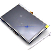 Touch Screen 5 inch LCD High Definition Display for Raspberry PI 3 PI 2 / B +