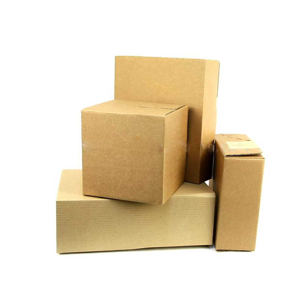 Wholesale Rectangular Colored Paper Gift Packaging Box