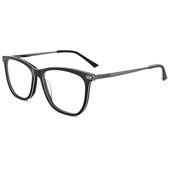 e790711321 Best selling acetate eyeglass frame metal temple glasses china factory  wholesale price