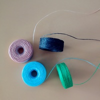 Top Quality Waxed and Mint Dental Floss Spool