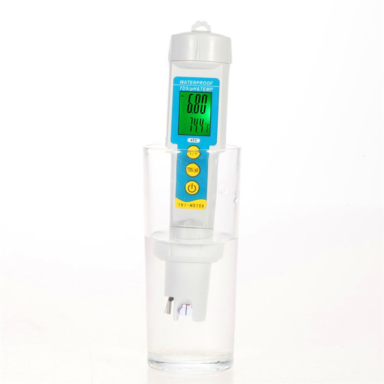 pH/TDS/TEMP Meter/water tester