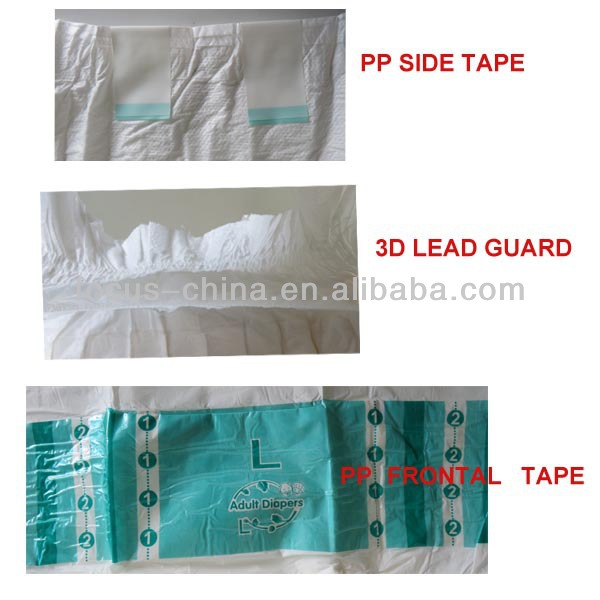 First quailty adults diapers will order