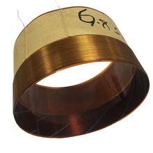 <span class=keywords><strong>Speaker</strong></span> <span class=keywords><strong>Bagian</strong></span> dari 4 Inci Kapton Voice Coil