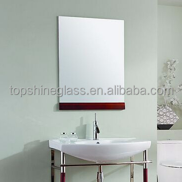 Manufacture wall hinged bathroom cabinet mirror