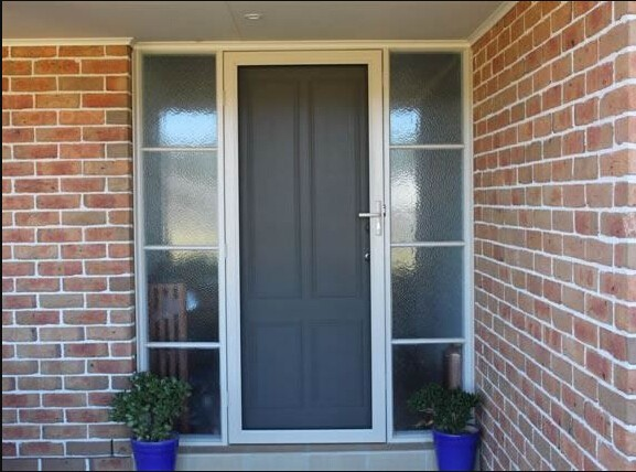One way vision window screen rope door screen buy rope for Buy screen door