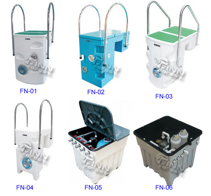 Guangzhou Fenlin 12 Years Wholesale Full Set Swimming Pool Equipment Factory Buy Swimming Pool