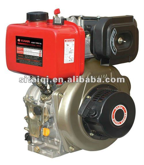 KAMA high efficiency single cylinder diesel engine
